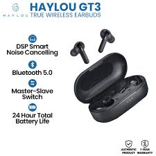 <b>Haylou GT3 TWS</b> True Wireless <b>Earbuds</b> Bluetooth 5.0 Master-Slave ...