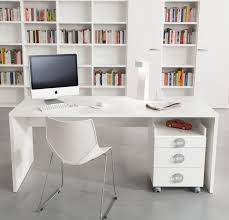 attractive modern home office desk designs pertaining to magnificent adorable and chic modern home office design chic attractive home office