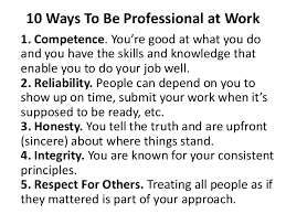 essay on professionalism in the workplaceprofessionalism   essay by sedefeverest   anti essays