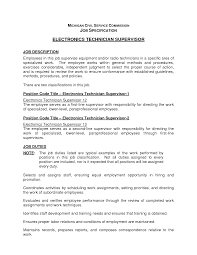 best photos of job titles for electronic technicians computer electronic technician resume