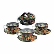Купить <b>Чайный сервиз</b> на <b>6</b> персон (12 предметов) Русские ...