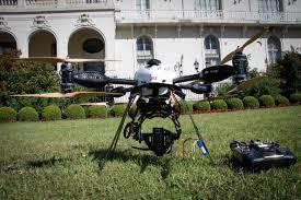 Drones contra los chorros.