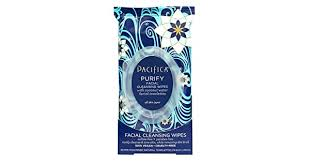 Pacifica <b>Purify Facial Cleansing Wipes</b> with Coconut Water Facial ...