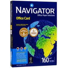 "<b>Бумага</b> ""<b>Navigator Office</b> Card"", A4, 250 листов, 160 г/м2 купить в ..."