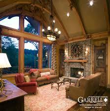 Lake Breeze Cottage House Plan   House Plans by Garrell Associates    Interior Photos