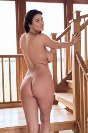 Joey Fisher Strip On the Stairs Big Tits and Big Boobs at. Big tit babe stripping
