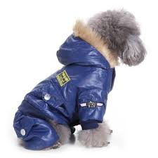 [41% OFF] 2020 <b>Air Force Suits Four-legged</b> Winter Pet Dog Clothes ...