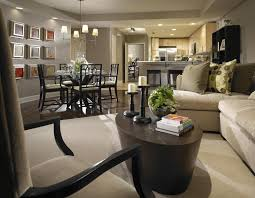 spaces by beasley henley living room and dining room 70624 1900 within stylish arrange dining room breakfast room furniture ideas