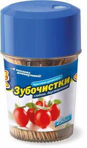 <b>Зубочистки Фрекен Бок</b> 250шт - купить в Санкт-Петербурге. ТД ...