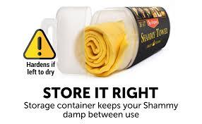 Premium Сar Shammy Towel - 26