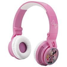 Купить <b>Наушники</b> для детей <b>eKids</b> Disney Junior <b>Minnie</b> MM-B50 ...