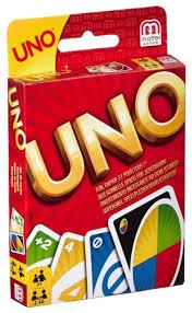 Настольная <b>игра Mattel</b> Uno W2087 — купить по выгодной цене ...