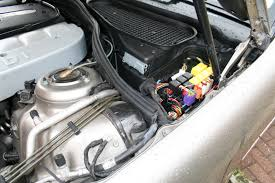 how to install bixenon lights to a w220 mercedes benz owners forums the harness then continues down the left wing connecting to an earth near the fuse box it also branches off across the engine bay near the wiper motor to