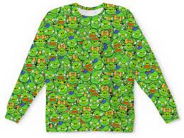 "Детский свитшот унисекс ""<b>Angry Birds</b>"" #2522766 от ZoZo - <b>Printio</b>"