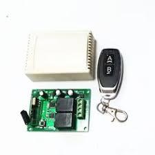 <b>KTNNKG</b> Wifi Remote Switch Wireless Remote Relay Receiver 1CH ...