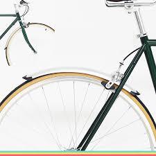 <b>1 Pair Bike</b> Front Rear Fenders Retro Fixe Bike 700C Road Bicycle ...