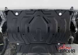 <b>Защита радиатора Автоброня для</b> Mitsubishi L200 (Митсубиси Л ...