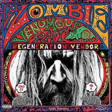 <b>Rob Zombie</b> - <b>Venomous</b> Rat Regeneration Vendor (Vinyl) : Target