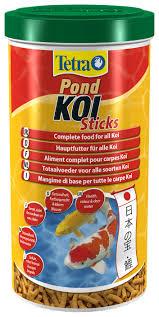 Сухой <b>корм</b> для рыб <b>Tetra Pond Koi</b> Sticks