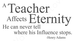 Greatest 17 renowned quotes about teacher photograph French ... via Relatably.com