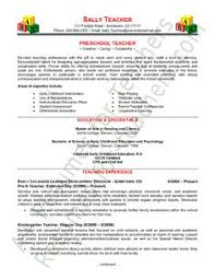 writing a resume for teachers   tips and a sample resume  a great    teacher resume