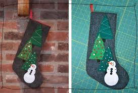 22 <b>Creative</b> (And No-Sew!) DIY <b>Christmas Stocking</b> Ideas | Ideas ...