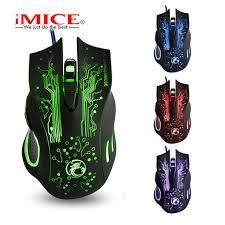 Online Shop <b>iMICE</b> X9 <b>Gaming Mouse</b> 3200 DPI USB <b>Wired</b> Optical ...