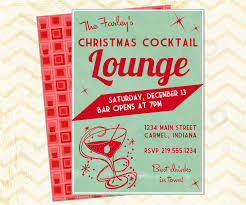 retro printable christmas invitation madmen era christmas cocktail christmas cocktail lounge invite