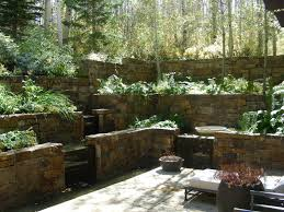 Small Picture Images About Garden Ideas On Pinterest Retaining Walls Tiered And