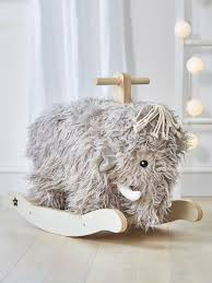 Large Rocking Mammoth. Nursery inspiration. <b>Nordic Living</b>. Scandi ...