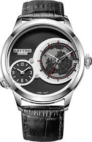 Купить <b>Мужские</b> японские наручные <b>часы Rhythm I1503L02</b> ...