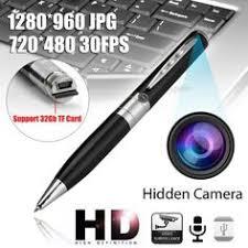 Kugelschreiber Spycam Stift Pen Camcorder Digital Kamera USB ...