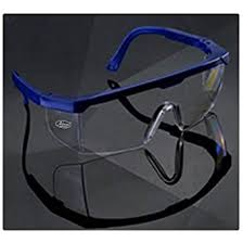Abron Safety <b>Goggles</b> Eyes Protection Clear Protective plastic ...