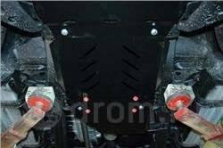 <b>Защита КПП и</b> РК Sheriff для Mitsubishi Pajero Sport II ...