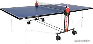 <b>Donic Indoor</b> Roller FUN (синий) <b>теннисный стол</b> купить в Минске