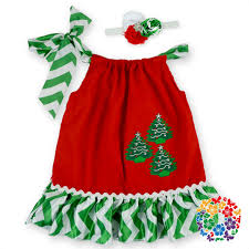 24 pcslot fancy baby girl dress christmas designs red green christmas tree children frocks designs baby dress pictures baby girl dress designs