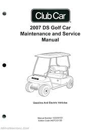 wiring diagram club car golf cart the wiring diagram club car ds 48v wiring diagram nilza wiring diagram