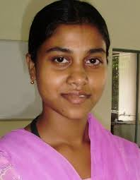 She left B.A. honours (Bengali) studies at Vivekananda College Thakurpukur to look after her asthma ridden mother and siblings. Each week Monday to Saturday ... - anita-misra-1