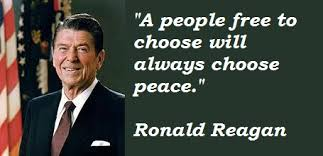 Great Quotes from President Ronald Reagan - I am not worried about ... via Relatably.com