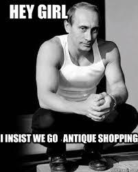Sexy Putin memes | quickmeme via Relatably.com