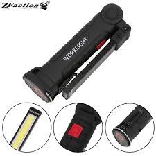 10W LED Flashlight <b>COB</b> LED <b>Portable</b> Lanterns Work Light <b>COB</b> ...