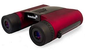 <b>Levenhuk Levenhuk Rainbow</b> 8x25 <b>Red Berry</b> Binoculars for ...