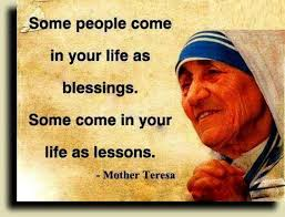 Mother Teresa quote | Blessed Mother Teresa | Pinterest | Mother ... via Relatably.com