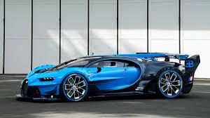 Of Bugattis Bugatti39s 39gran Turismo39 Concept Car Hints At Life Beyond The Veyron