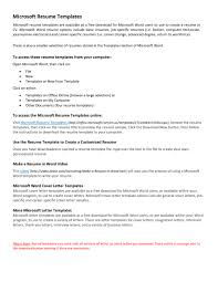 resume templates outline sample presentation in 85 85 wonderful resume outline templates