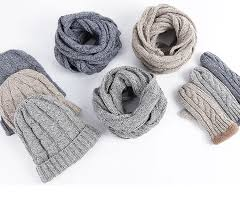 <b>knitted hat</b> and scarf for <b>women</b> men <b>knitted hat</b> Scarf, <b>Hat</b> & Glove ...