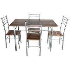 <b>Комплект мебели стол</b> + стулья 5 предметов купить по цене ...