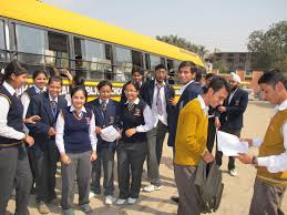 students aspirations job market don t match the times discuss students in yamunanagar talk about the questions and answers after sitting a chemistry exam
