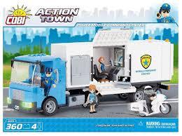 Сколько стоит <b>Конструктор Cobi</b> Action Town 1573 Мобильный ...