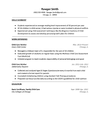 daycare resume templates resume good writing example for childcare worker resume daycare child care provider resume samples child care